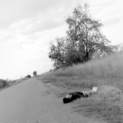 Man As Roadkill