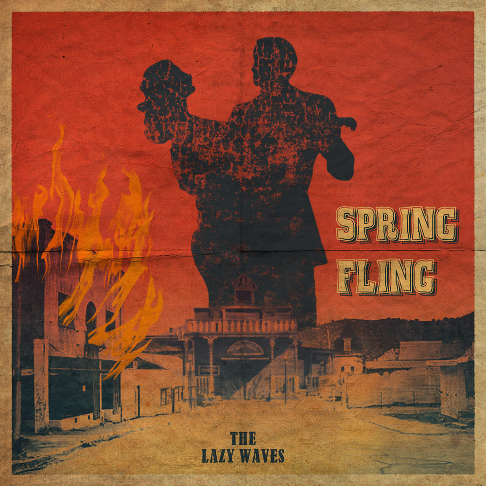 The Lazy Waves - Spring Fling