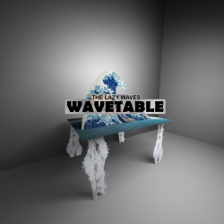 The Lazy Waves - Wavetable