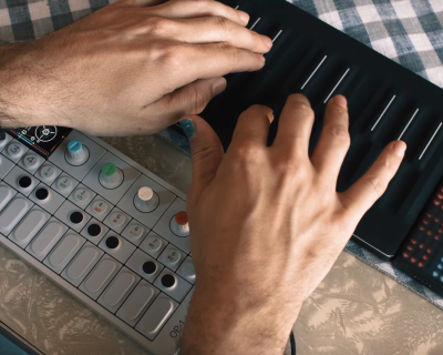 OP-1 and Roli Blocks